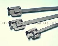 Stainless Steel with Nylon Coated Cable Tie